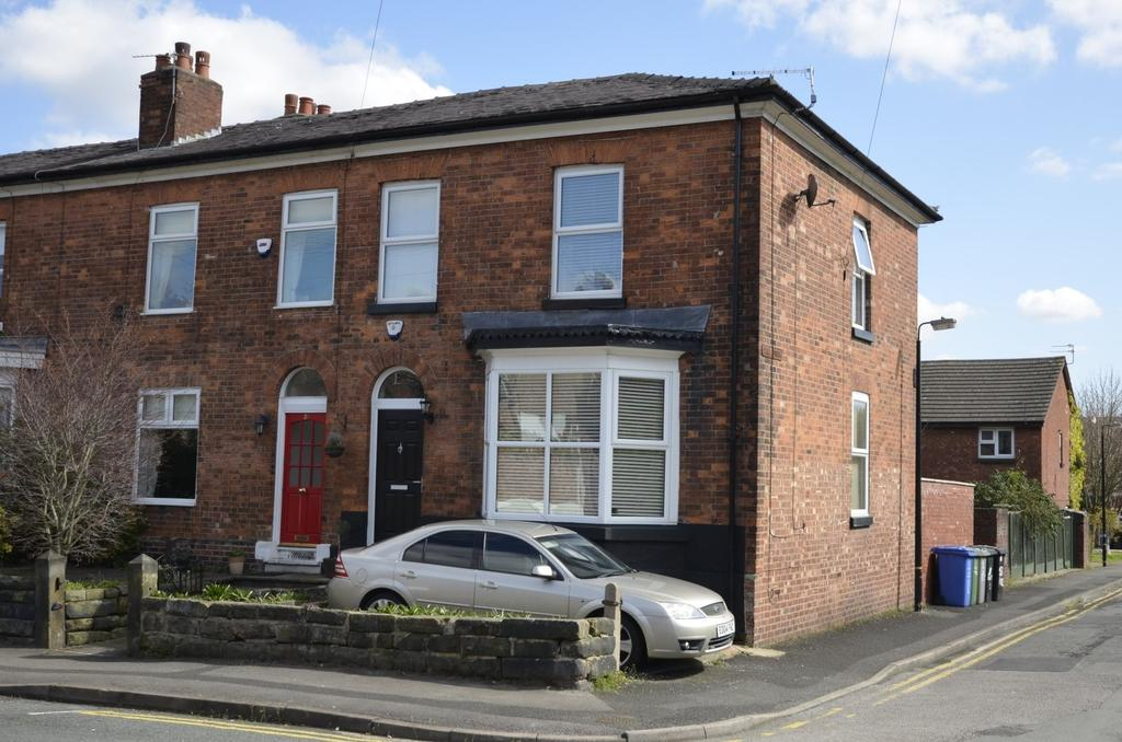 4 Bedrooms End Of Terrace House for sale in Hart Street, Altrincham