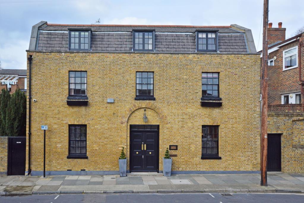 4 Bedrooms Detached House for sale in Roan Street, Greenwich, London, SE10