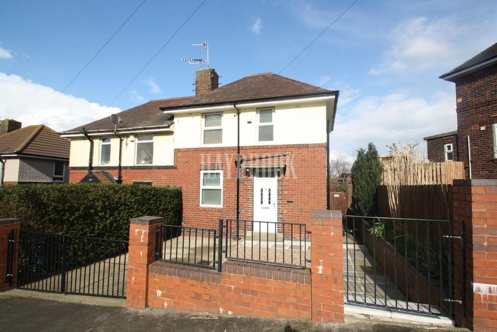 2 Bedrooms Semi Detached House for sale in Arbourthorne Road, Arbourthorne, S2