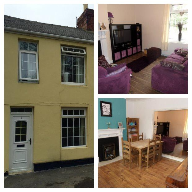 3 Bedrooms Terraced House for sale in BANNERMAN TERRACE, SHERBURN HILL, DURHAM CITY : VILLAGES EAST OF