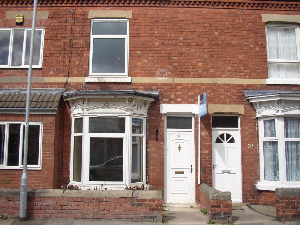 2 Bedrooms Terraced House for sale in King Street, Worksop, Nottinghamshire, S80