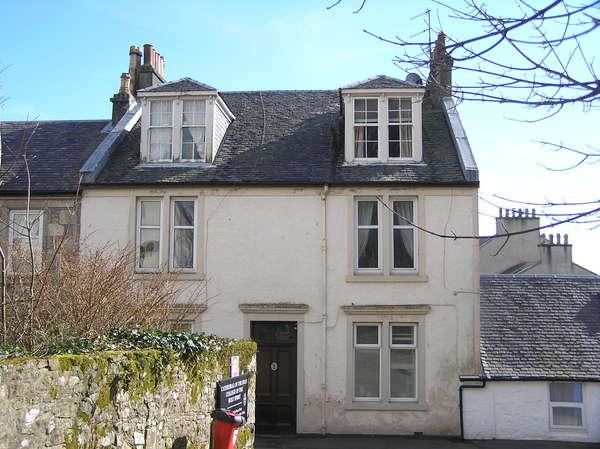 1 Bedroom Flat for sale in 36 George Street, Millport, KA28 0BE