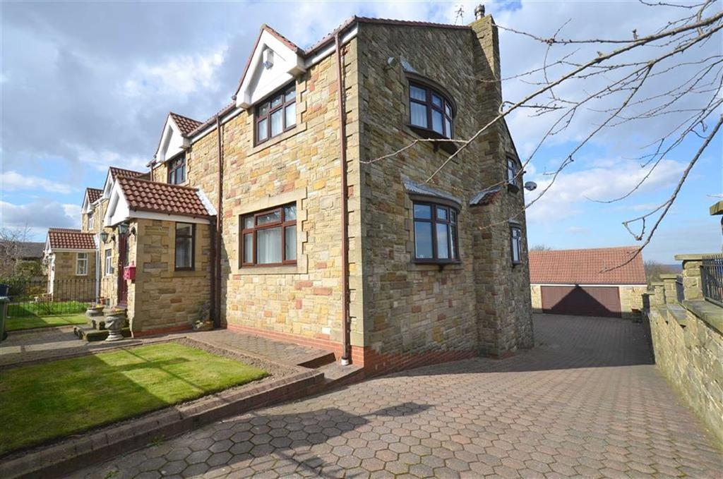 4 Bedrooms Detached House for sale in Windy nook
