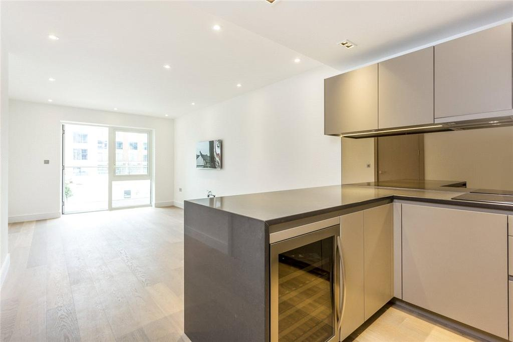 1 Bedroom Flat for sale in Faulkner House, Fulham Reach, London, W6
