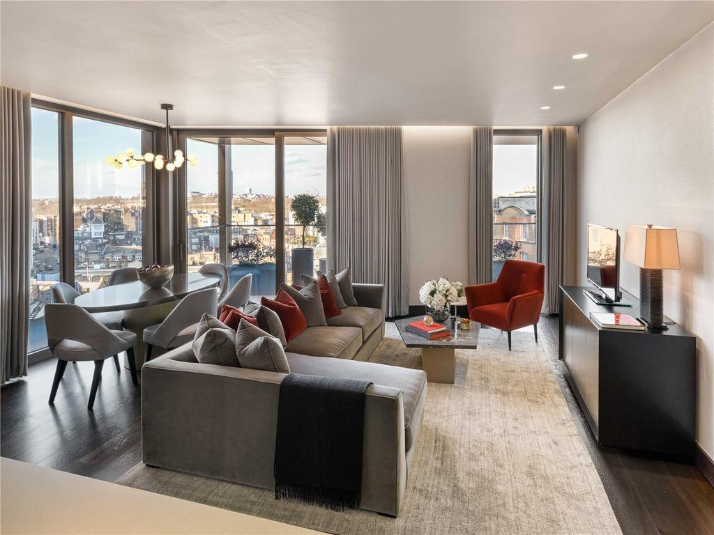 3 Bedrooms Flat for sale in Kings Gate, Victoria, Westminster, London, SW1E