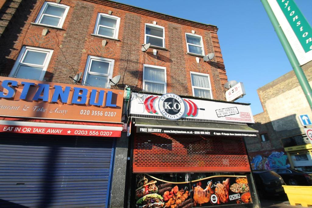 2 Bedrooms Flat for sale in High Road Leytonstone