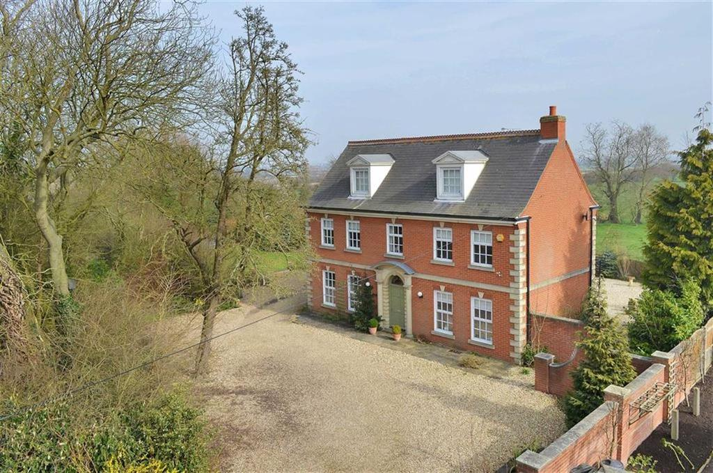 5 Bedrooms Detached House for sale in School Lane, Stow, Lincoln, Lincolnshire