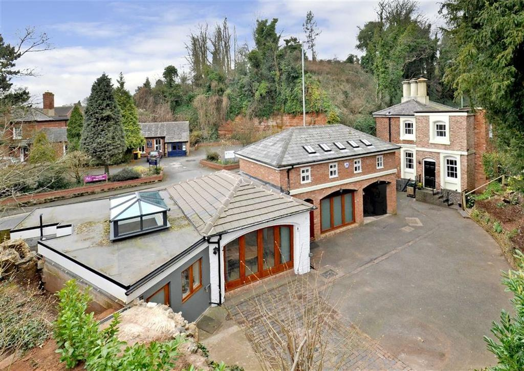 3 Bedrooms Detached House for sale in Avenue House Lodge And Coach House, The Rock, Tettenhall, Wolverhampton, West Midlands, WV6