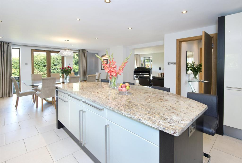 6 Bedrooms Detached House for sale in Cranmer Road, Sevenoaks, Kent, TN13