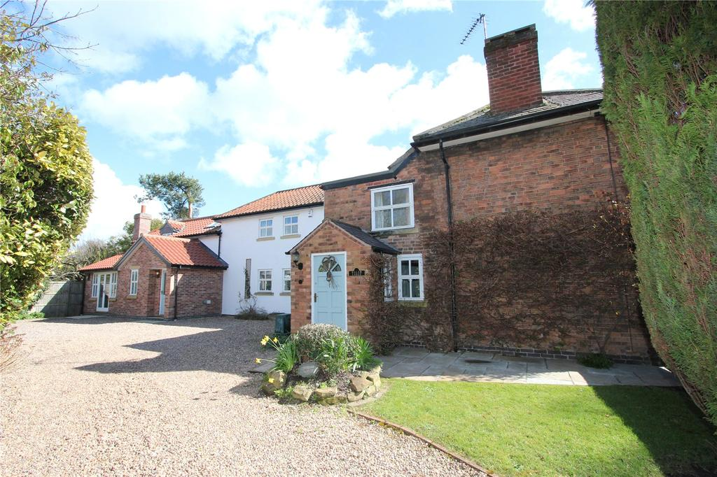 5 Bedrooms Detached House for sale in Halam, Newark, Nottinghamshire