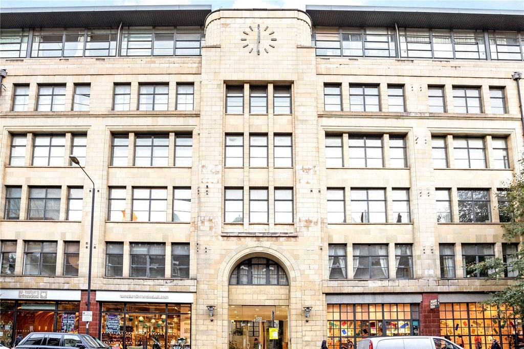 2 Bedrooms Flat for sale in Exchange Building, 132 Commercial Street, Spitalfields, London, E1