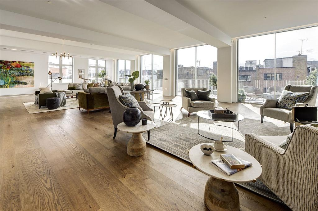 5 Bedrooms Apartment Flat for sale in Charing Cross Road, Covent Garden, WC2H