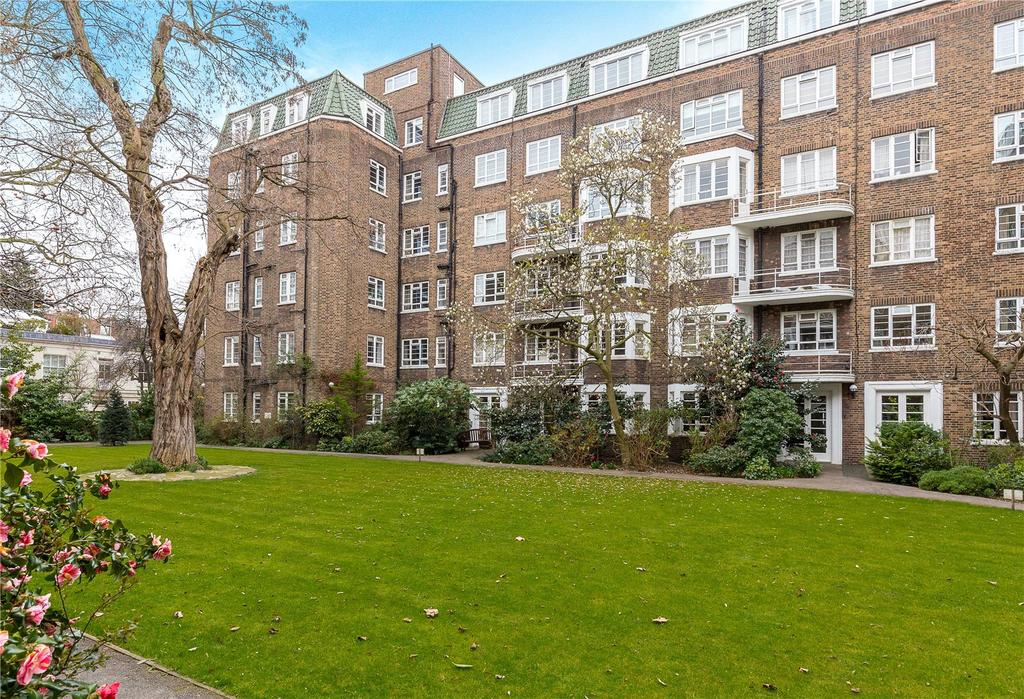3 Bedrooms Flat for sale in Marlborough Court, Pembroke Road, London