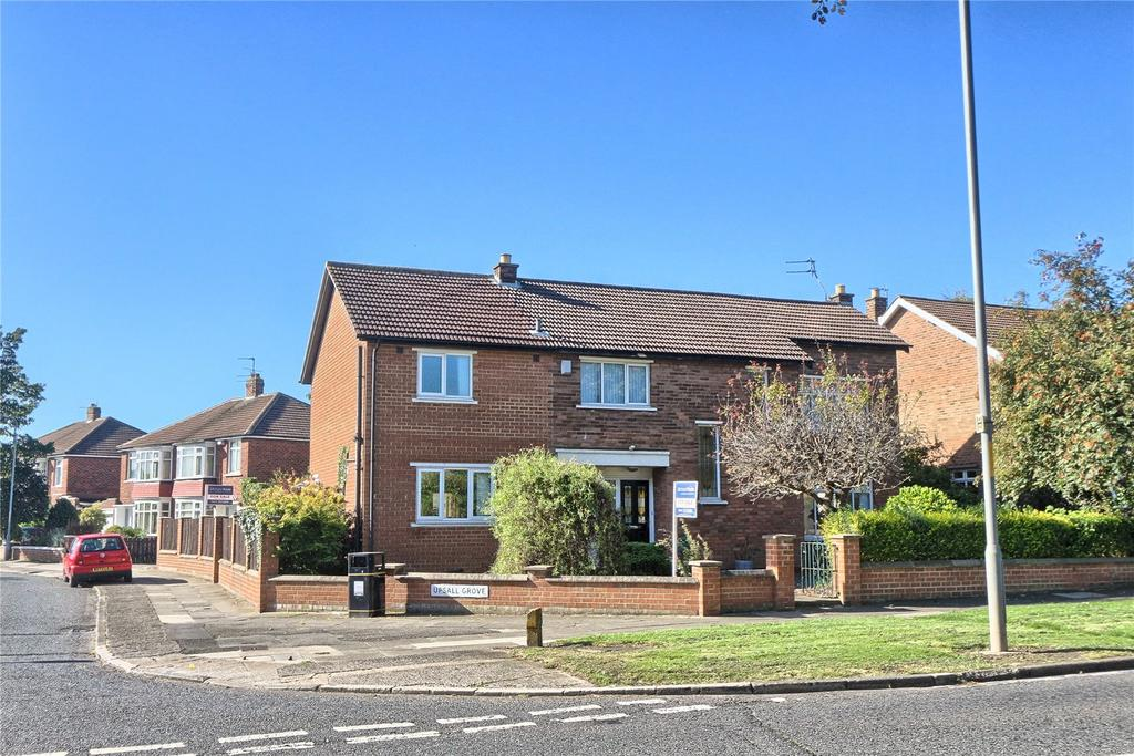 4 Bedrooms Detached House for sale in Fairfield Road, Fairfield