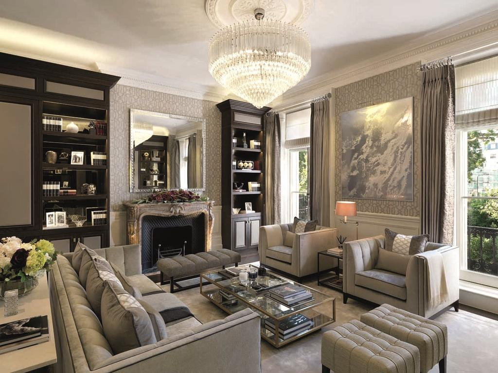 8 Bedrooms House for sale in Chester Square, Belgravia, London