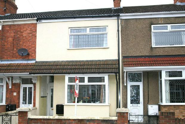 3 Bedrooms Terraced House for sale in Granville Street, Grimsby