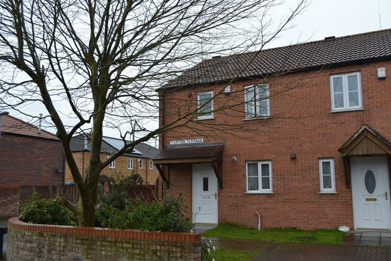 3 Bedrooms Terraced House for sale in Foxton Terrace, Horstead Avenue, Brigg