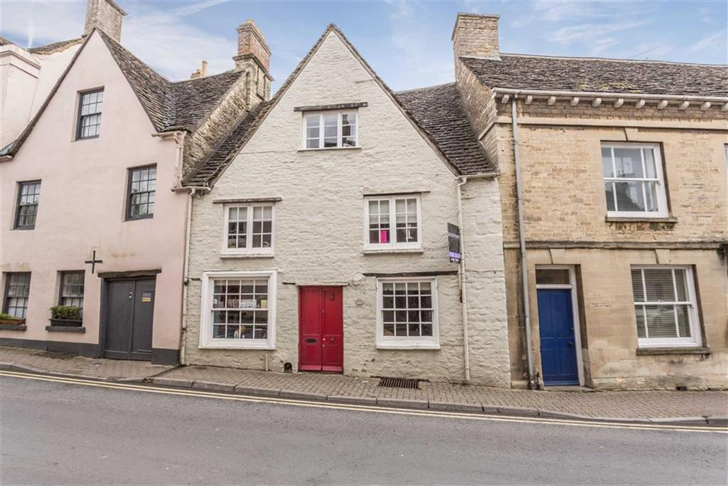 4 Bedrooms Cottage House for sale in Silver Street, Tetbury, Gloucestershire