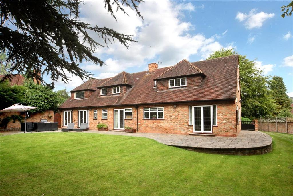 5 Bedrooms Detached House for sale in Howards Thicket, Gerrards Cross, Buckinghamshire, SL9