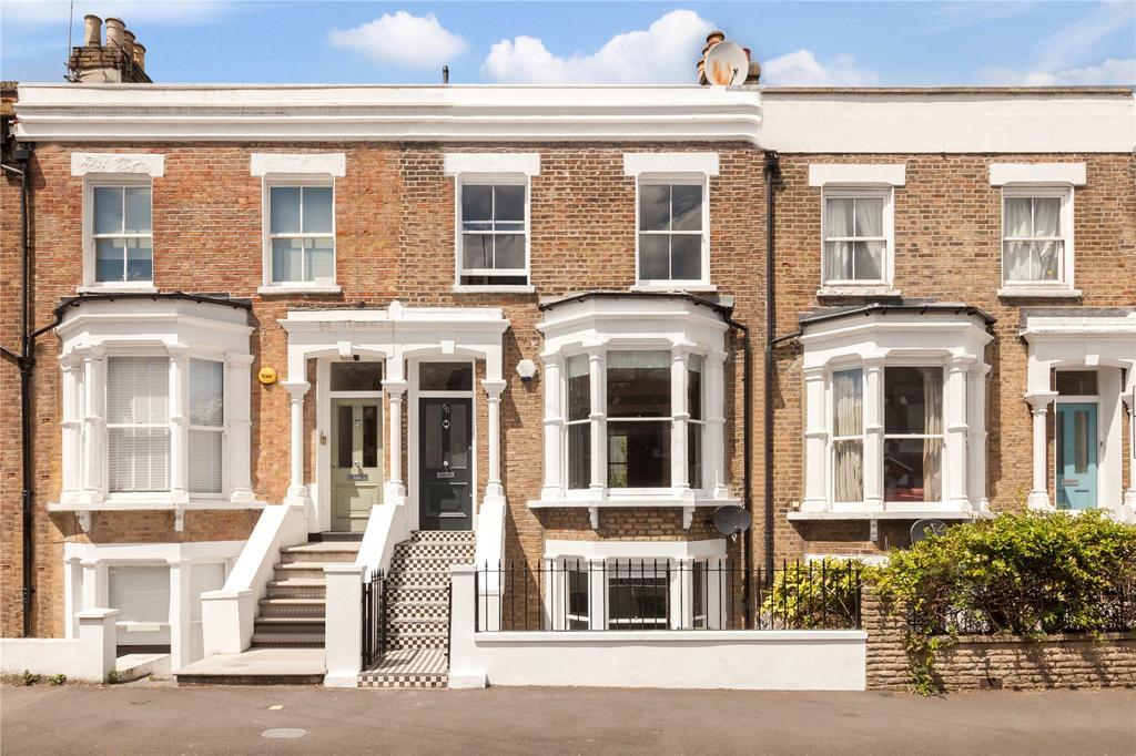 5 Bedrooms Terraced House for sale in Riversdale Road, Highbury, London