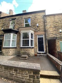 3 bedroom terraced house to rent - 188 Western Road, Crookes, Sheffield S10 1LF