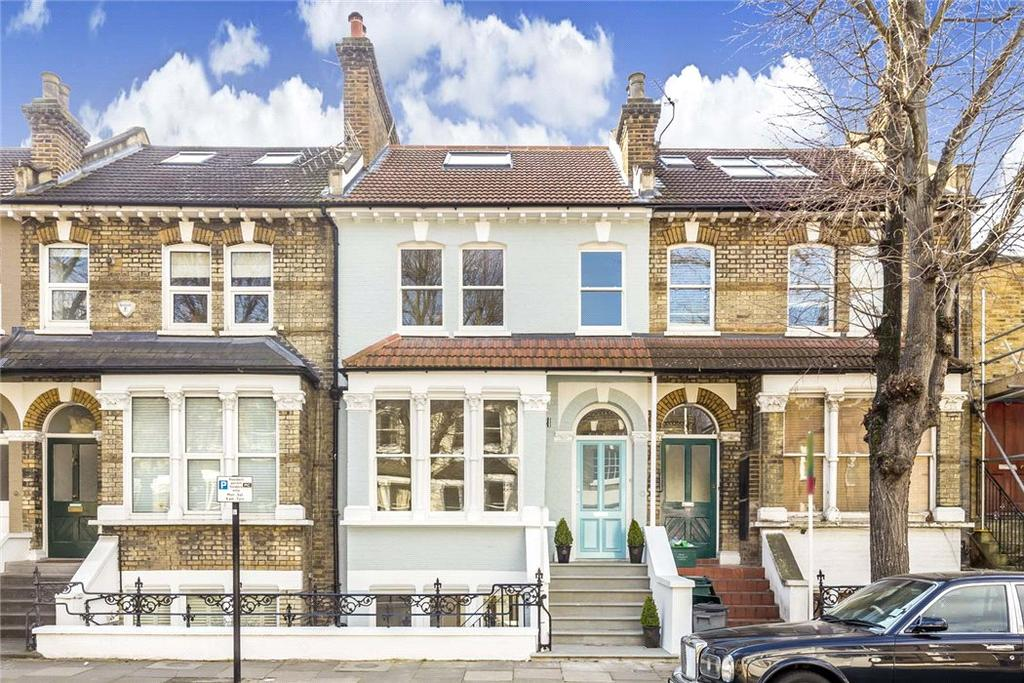 5 Bedrooms Terraced House for sale in Linden Gardens, Chiswick, London, W4