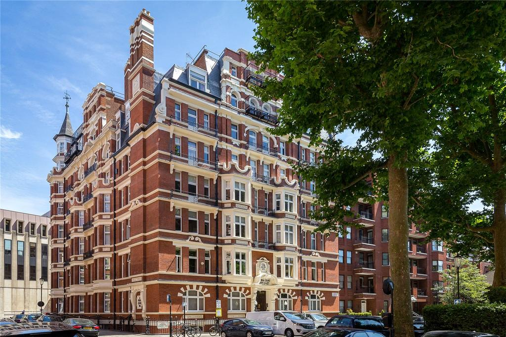 2 Bedrooms Flat for sale in Iverna Court, Kensington, London