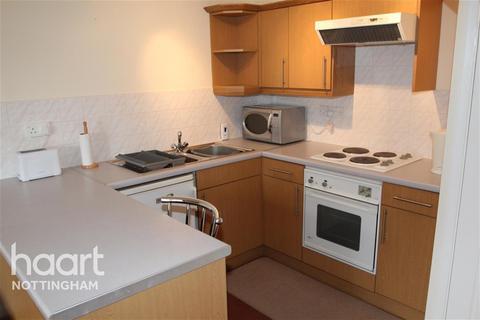 1 bedroom flat to rent - Flamingo Court, Castle Marina, NG7