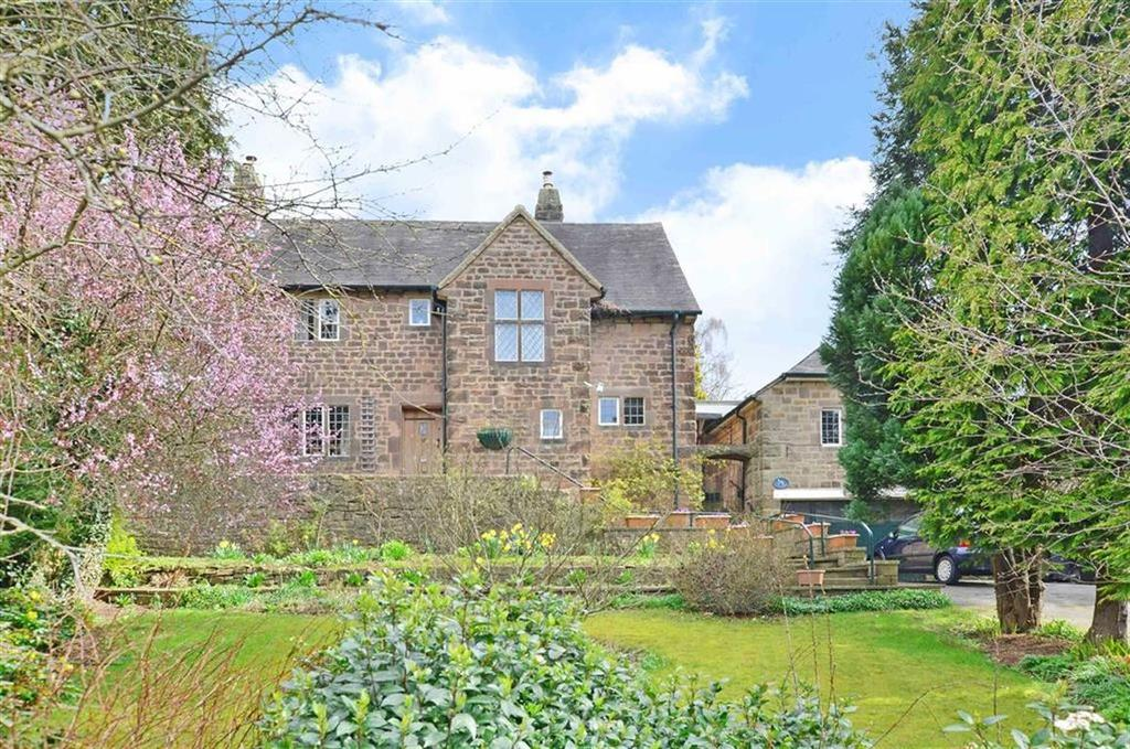 4 Bedrooms Detached House for sale in Broadward, Calver Road, Baslow, Bakewell, Derbyshire, DE45