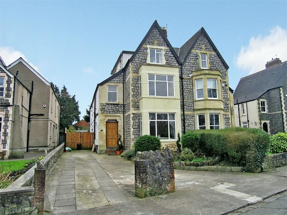 5 Bedrooms Semi Detached House for sale in Church Terrace, Penylan, Cardiff