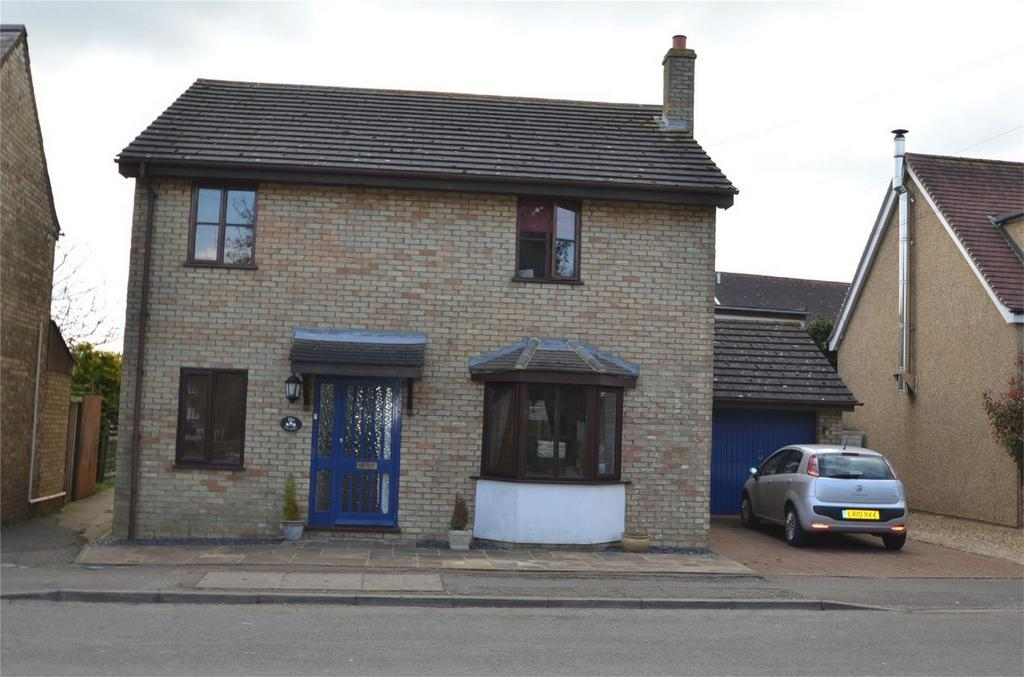 4 Bedrooms Detached House for rent in High Street, MEPPERSHALL, Beds