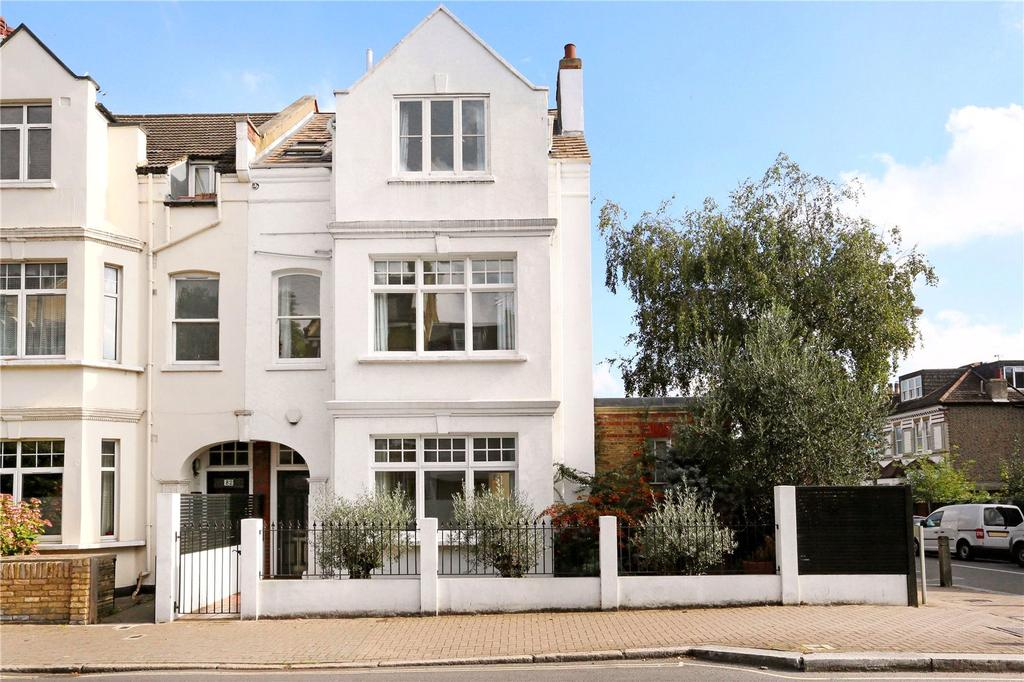 5 Bedrooms End Of Terrace House for sale in St. James's Drive, Wandsworth Common, London, SW17