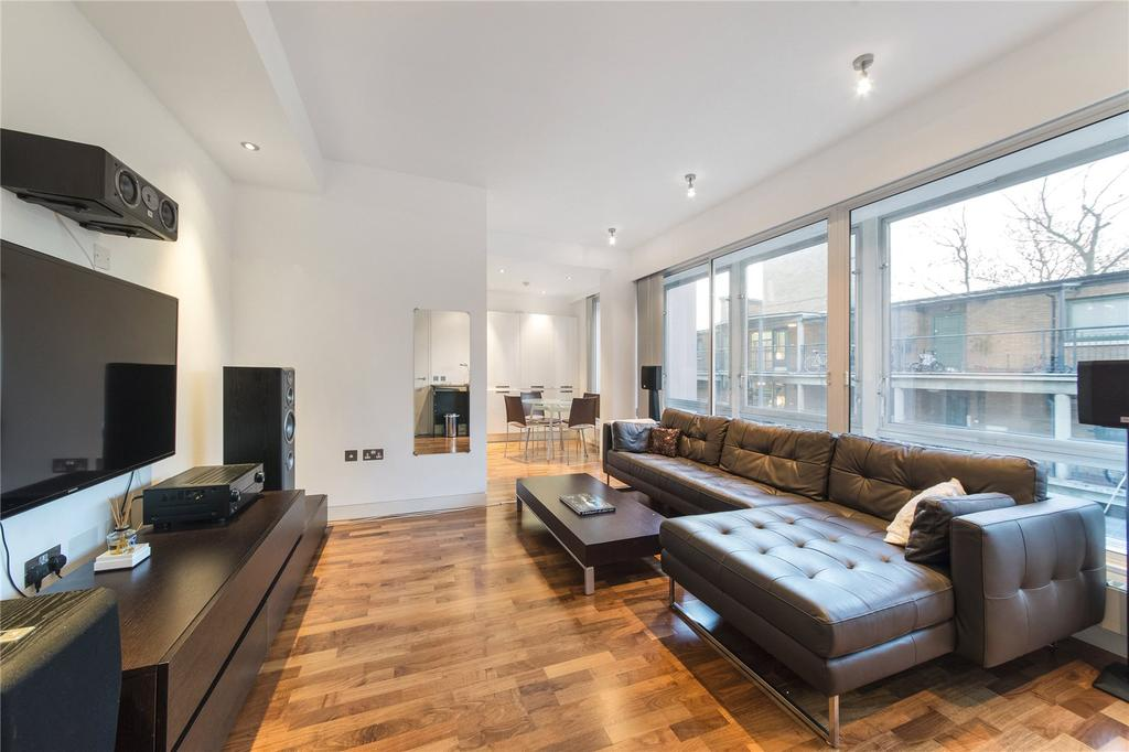 2 Bedrooms Apartment Flat for sale in Shaftesbury Avenue, Covent Garden, WC2H
