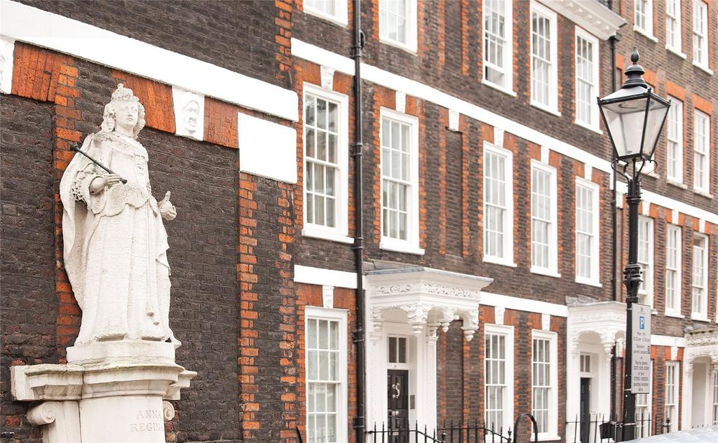 6 Bedrooms House for sale in Queen Annes Gate, Westminster, London