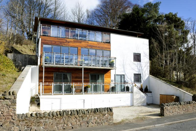 4 Bedrooms Detached House for sale in Galashiels Road, Stow, Galashiels, Scottish Borders