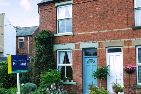 2 bedroom end of terrace house to rent - Nether Street, Harby, Melton Mowbray