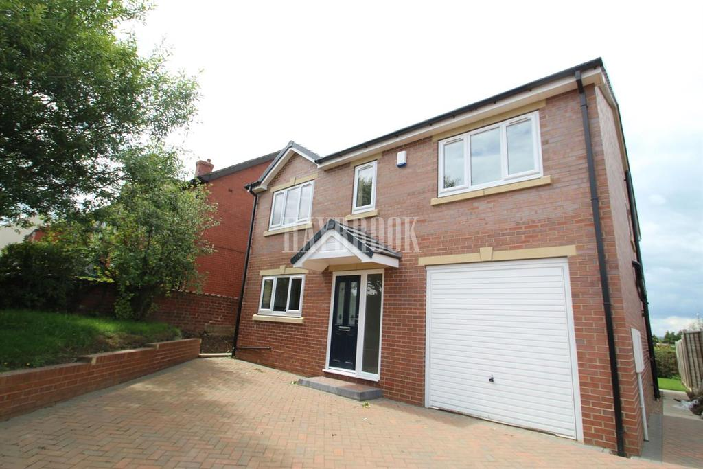 4 Bedrooms Detached House for sale in Higham Common Road, Barugh Green