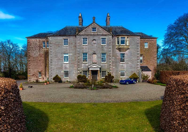10 Bedrooms Detached House for sale in Dallars House, Hurlford, Ayrshire, KA1