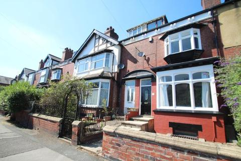 4 bedroom terraced house to rent - METHLEY DRIVE, CHAPEL ALLERTON, LS7 3NE