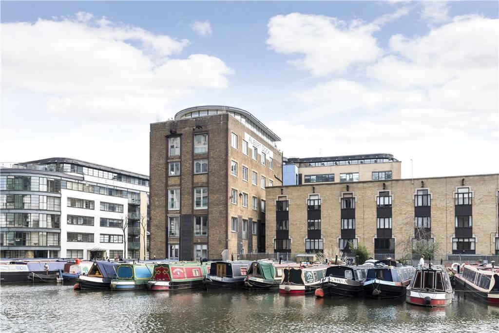 3 Bedrooms Flat for sale in Albert Dock, 17A New Wharf Road, King's Cross, London, N1