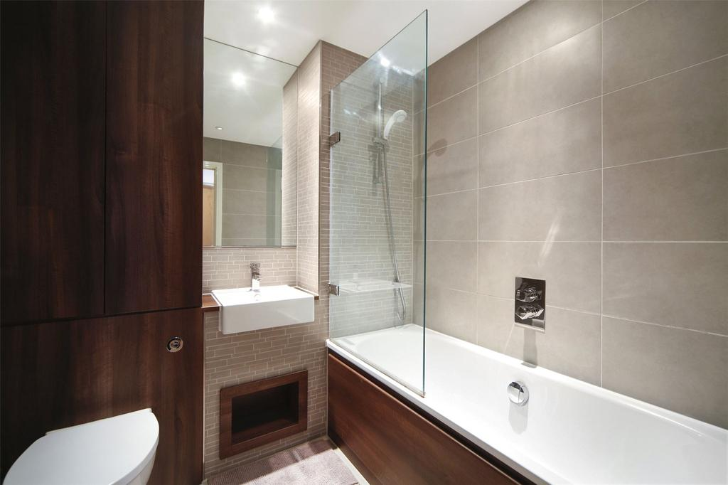 Woodberry Woods Apartments Floor Plans: Residence Tower, Woodberry Grove, London, N4 2 Bed Flat