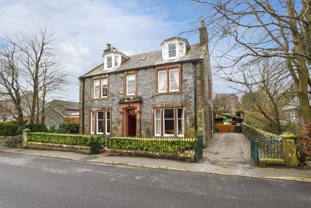 6 Bedrooms Detached House for sale in Lynwood, 1 Corvisel Road, Newton Stewart, DG8
