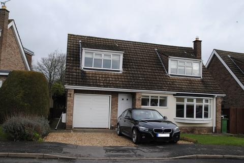 3 bedroom detached house to rent - Manor Drive, Scawby