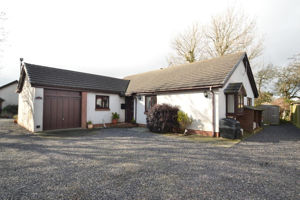 3 Bedrooms Detached Bungalow for sale in Tan y Ffordd, Gaerwen, North Wales
