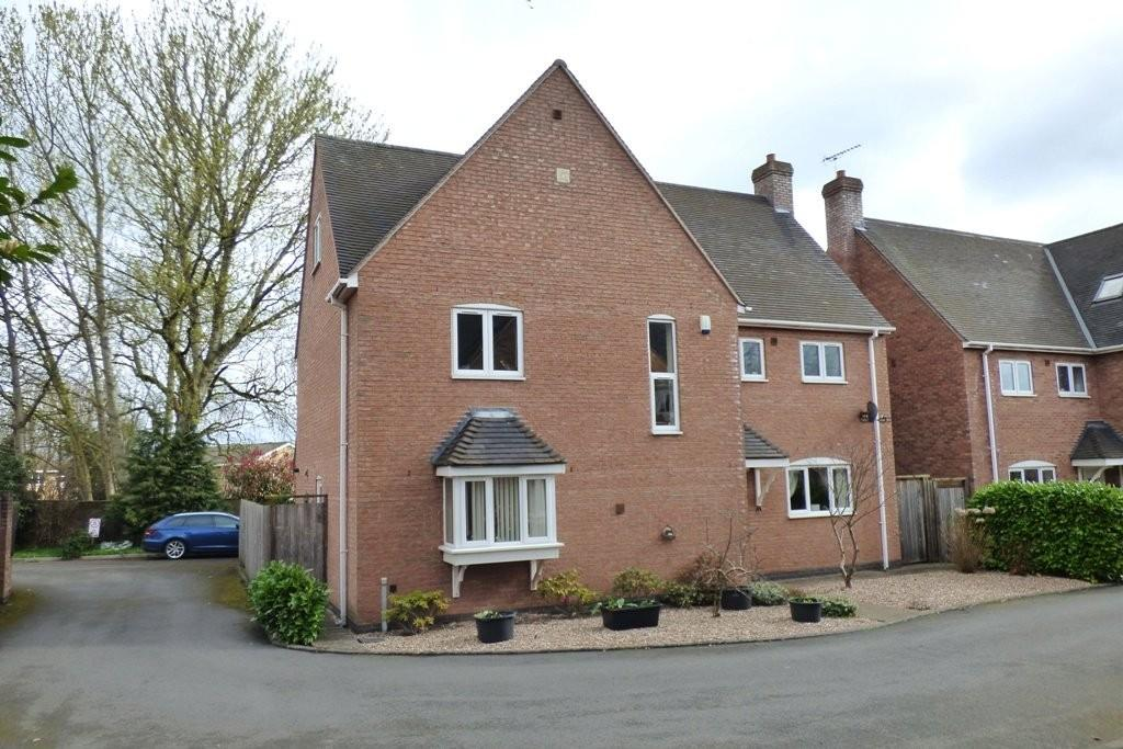 6 Bedrooms Detached House for sale in Rolleston Gardens, off Rolleston Road, Burton upon Trent