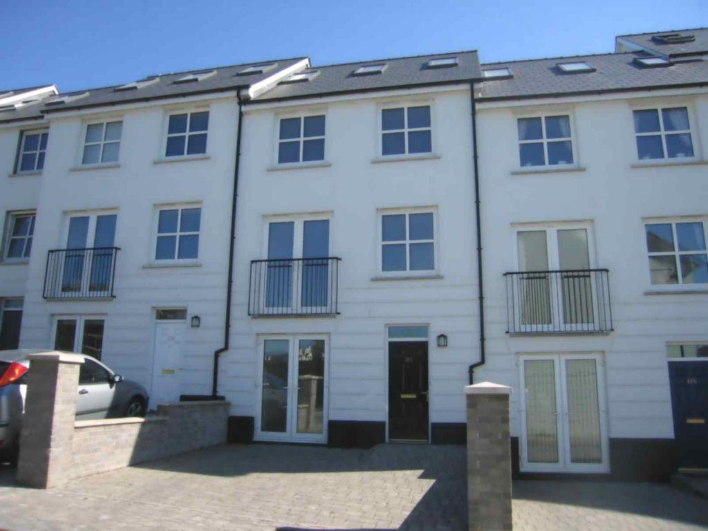 4 Bedrooms Town House for sale in Kensington Gardens, Haverfordwest