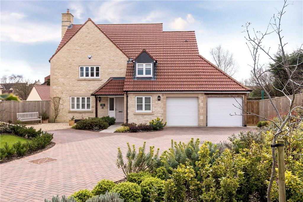 4 Bedrooms Detached House for sale in The Mead, Rode, Frome, Somerset, BA11