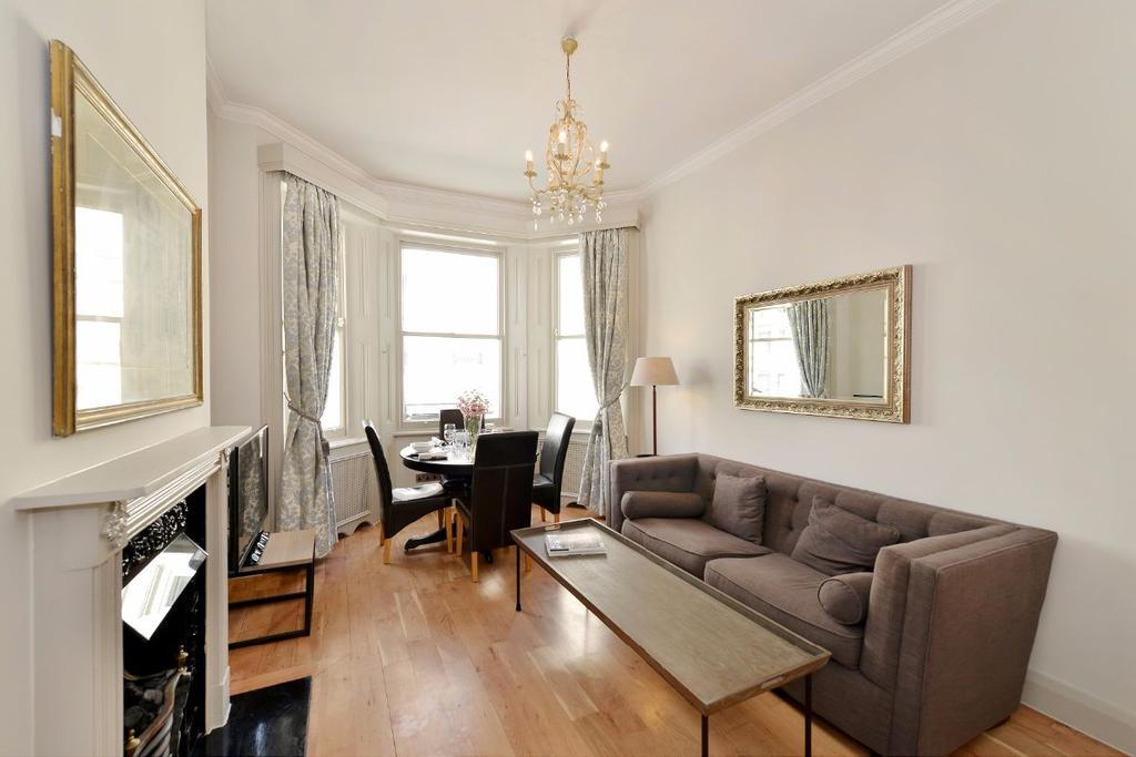 2 Bedrooms Apartment Flat for sale in Stanhope Gardens, London, SW7