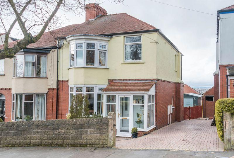 3 Bedrooms Semi Detached House for sale in Delph House Road, Crosspool, S10 5NR - NO CHAIN INVOLVED - EARLY COMPLETION AVAILABLE