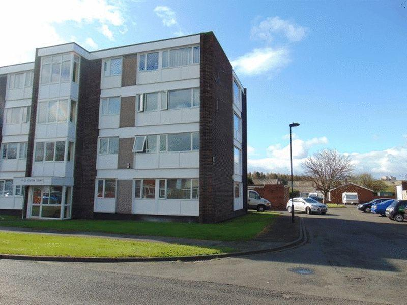 1 Bedroom Flat for sale in Boston Court, Forest Hall, Newcastle upon Tyne